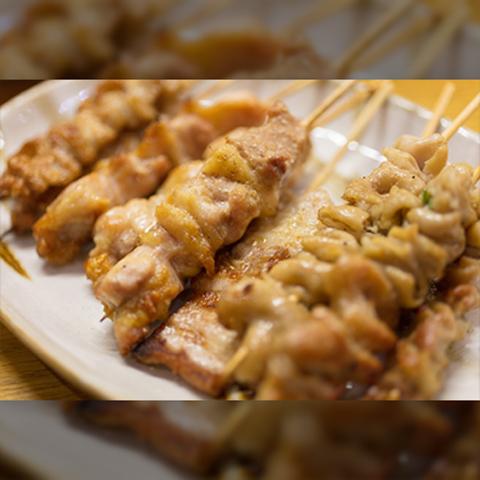 スチーム鶏串30g(中国産)