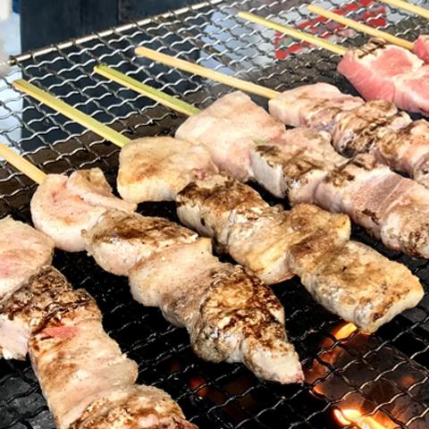 豚バラ串(素焼き)30g