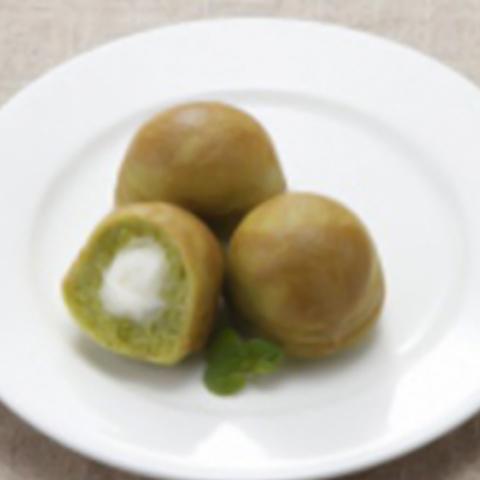 ぷちケーキ(抹茶ミルク)