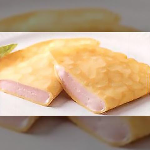 プチクレープ25g(イチゴ味)